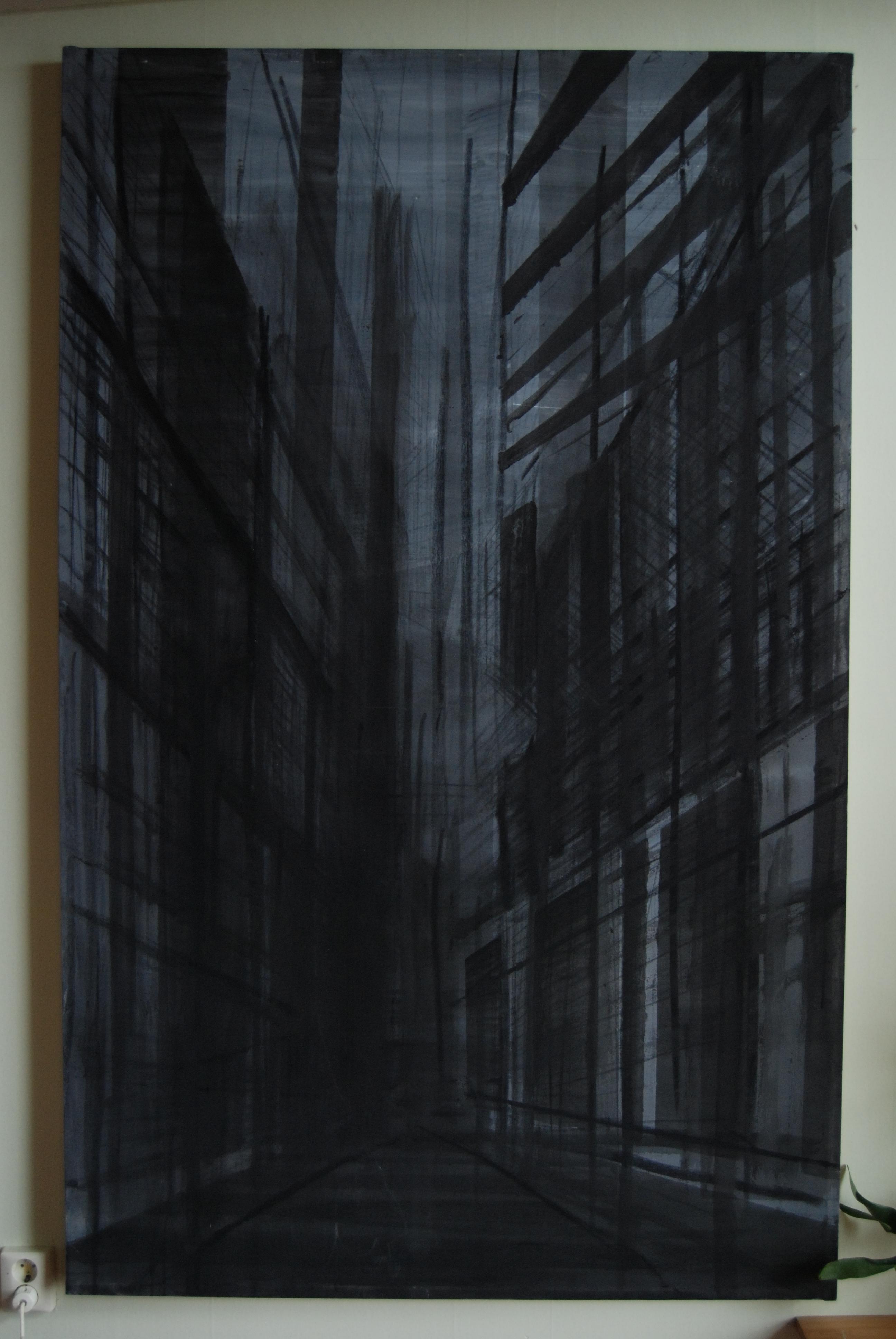 Jaap Kamsma Fine Art 2012 untitled #10